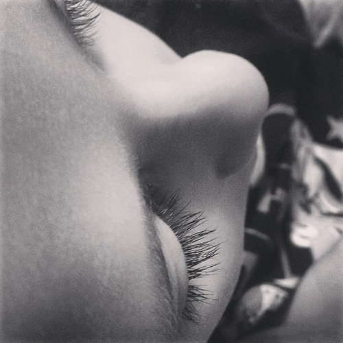He's got the best lashes.  Xoxo #latergram