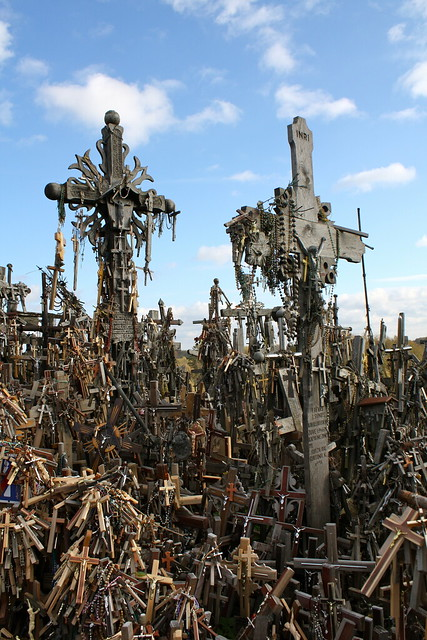 Hill of Crosses - 075