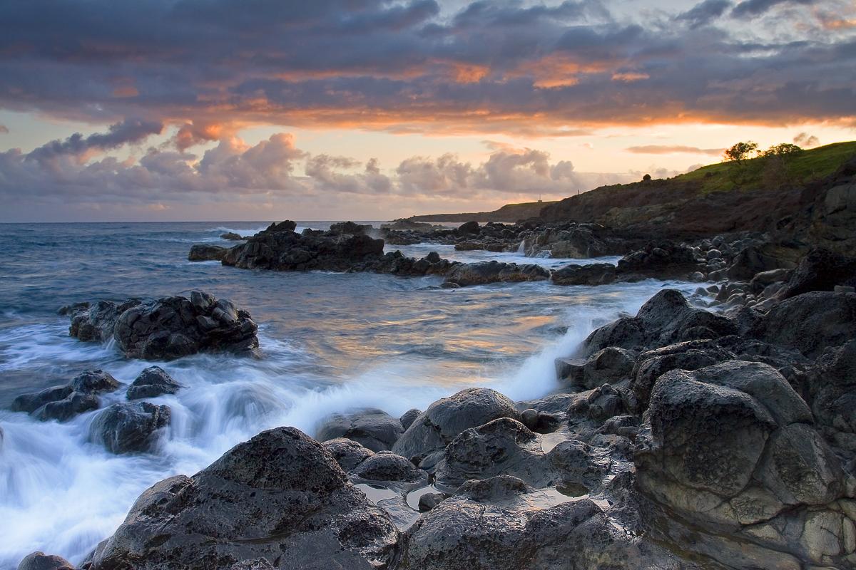 East of Ho'okipa Beach