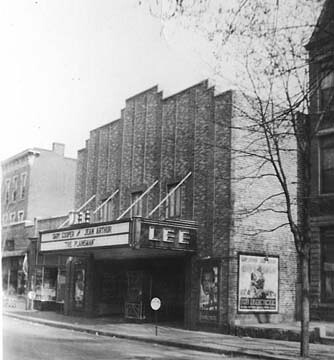 Richmond Va., The Lee Theatre: 1937