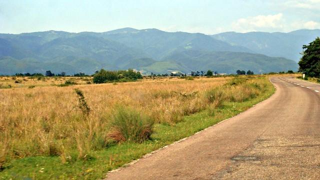 Western Carpathian Mts., Romania