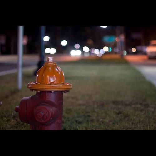 florida firehydrant highsprings nikond90 nikon50mmƒ14