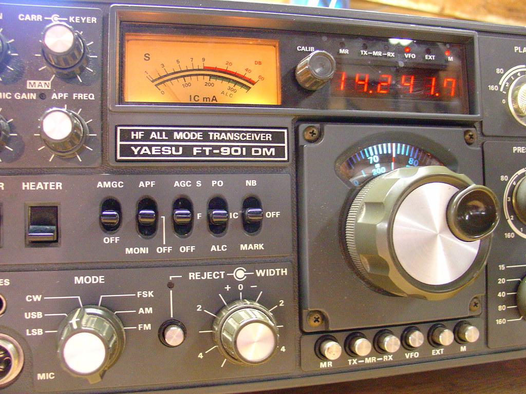 Yaesu FT-901DM