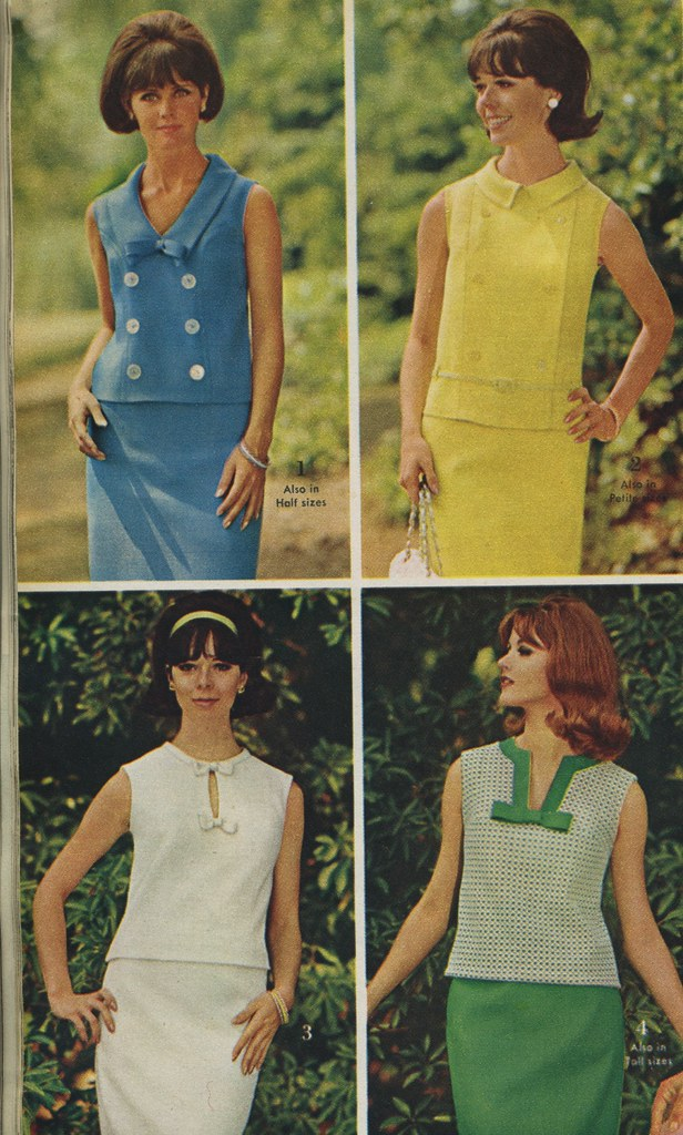 1966 womens dresses from spiegel catalog flickr photo