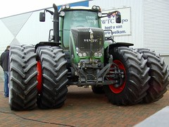 Agricultural Machines Show 2009