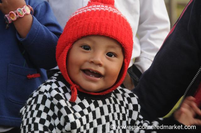 All Smiles - Outside Cuenca, Ecuador