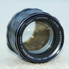 Asahi Super-Takumar 85mm f/1.9