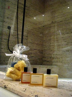toiletries, Park Hyatt Milan
