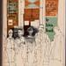 Sylvia Beach 'Shakespeare and Company' 56'