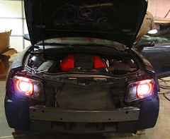 2010 Camaro Oracle Light Install
