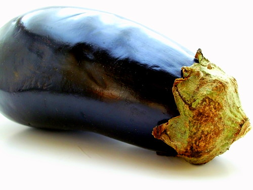 Parmesan Fried Eggplant -- An easy eggplant side dish even for people who hate eggplant