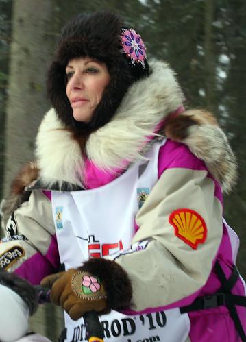 DeeDee Jonrowe - (c) Alaskan Dude