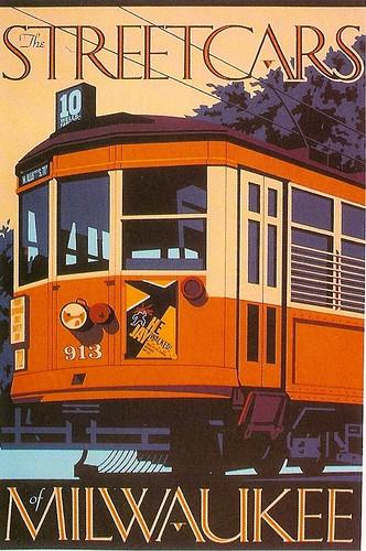 The Streetcars of Milwaukee