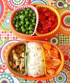 Toddler Bento #2: March 10, 2010