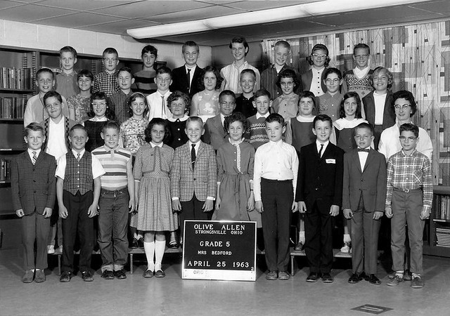 Strongsville Class 1970 5th Grade Ms Bedford Flickr Photo Sharing