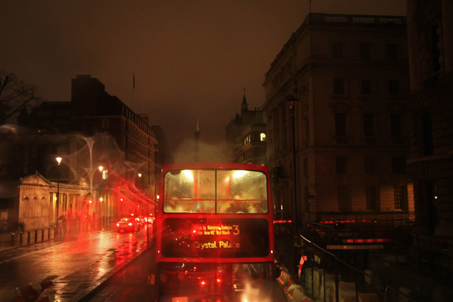London Streets at Night Pictures London Streets at Night in The