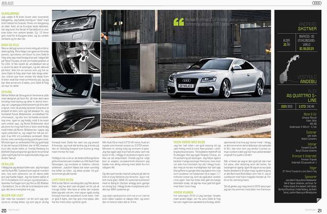 Audi A5 Feature
