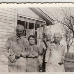 Thanksgiving 1949, Centerville, Missouri Relatives