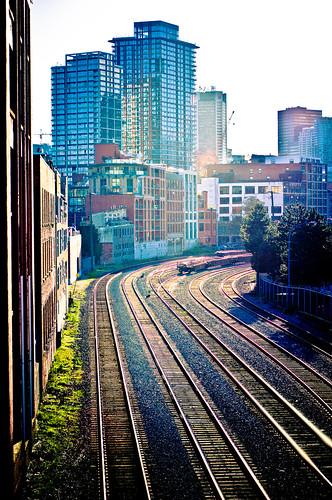 Train-City - Vancouver, BC