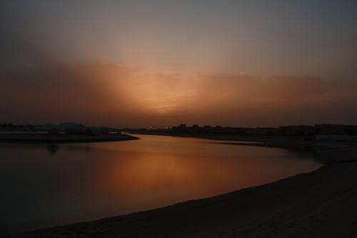 sunset6aprildoha