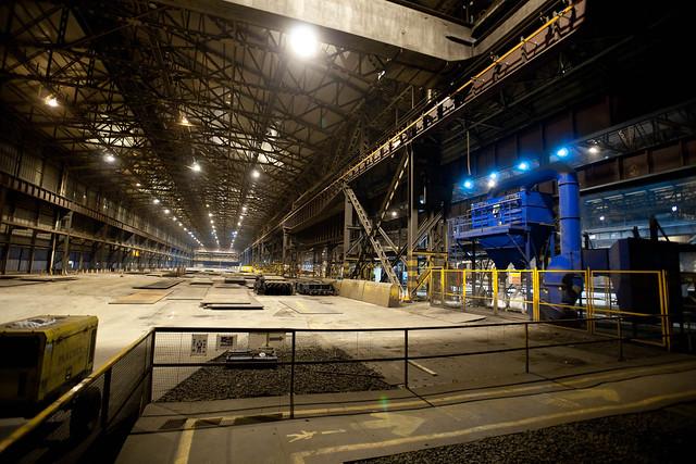 Clydebridge Steelworks 1