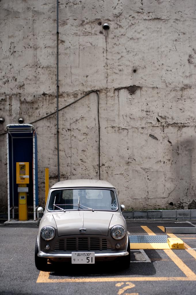 AUSTIN MINI TRAVELLER 2010/04/13 DSC_1162