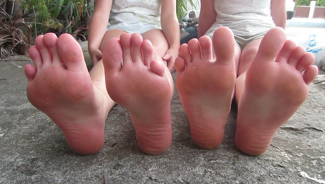 Danish sister soles size 6 and 7