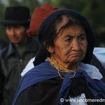 Off to Market - Otavalo, Ecuador
