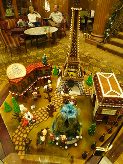 Ratatouille Gingerbread House