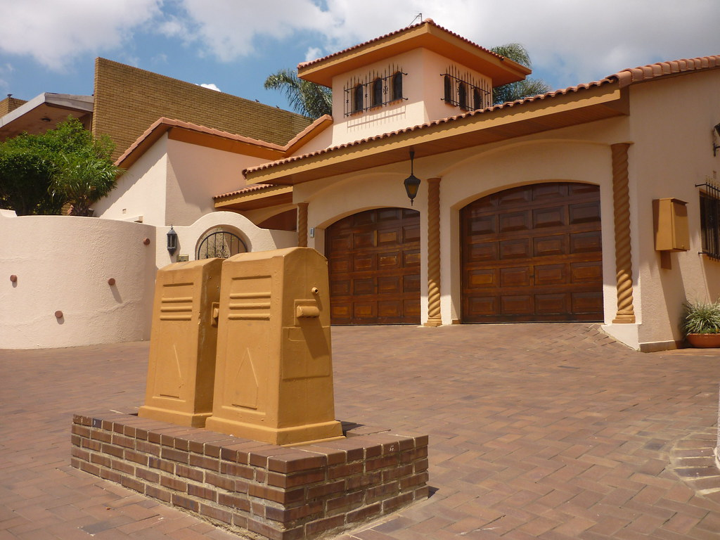 Nice House In Soweto Flickr Photo Sharing