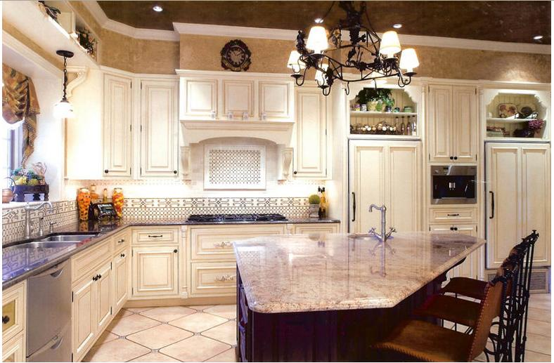 Interior ideas the best luxury kitchen design from aslan for Luxury kitchen design