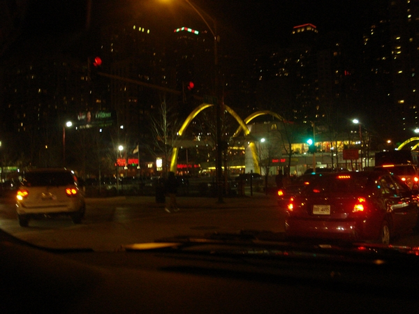 Golden Arches in Chicago