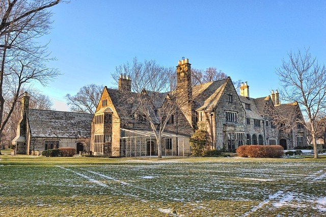 Ford mansion grosse pointe michigan for 3 4 houses in michigan