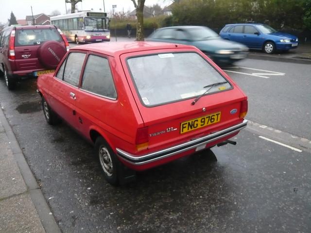 1979 ford fiesta 1 1 l mk 1 in ipswich flickr photo sharing