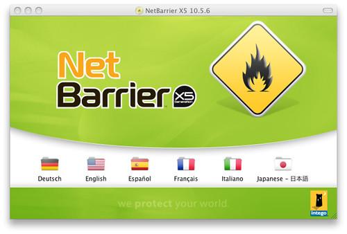 NetBarrier X5 10.5.6