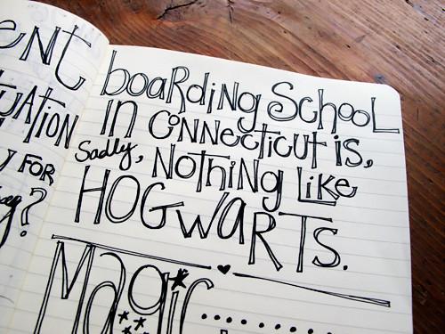Some Journaling