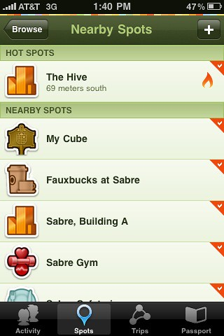 The Hive is HOT!! @gowalla