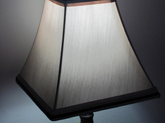 lamp, light fixture, lampshade, light, lighting,