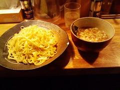 渋谷 やすべえ つけ麺中盛