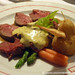Filet Mignon, a Standard Dinner on the MS Expedition - Antarctica