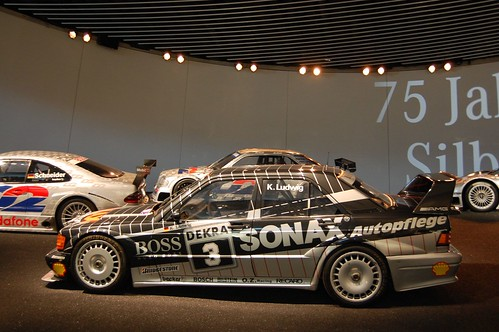 1992 amg mercedes 190e 2 5 16 evolution ii dtm touring car for Mercedes benz touring car