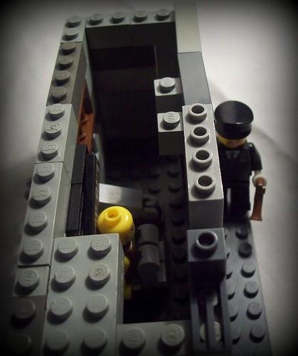 crazy view lego top guard cell patient asylum trigger crazed vingette joshgh7