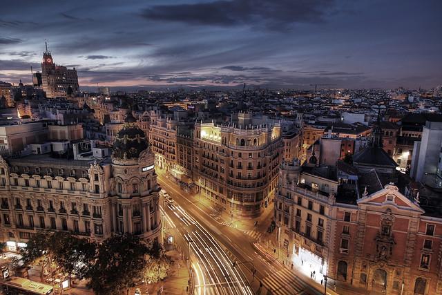 El corazón de Madrid
