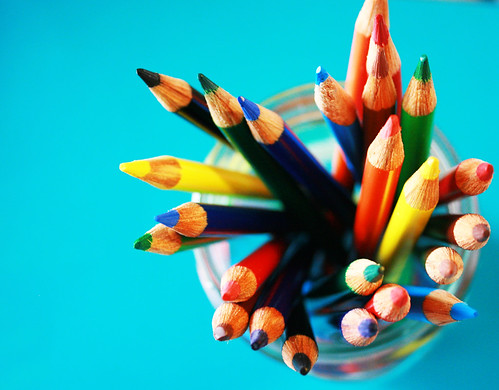 Gratitude Day 12: Colors