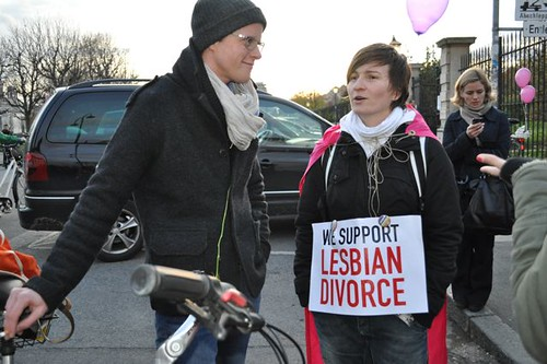 Divorce Lesbian 82