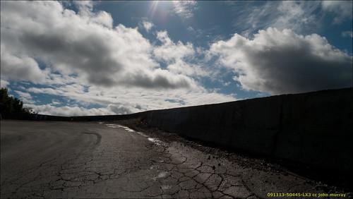 road sky lebanon weekend
