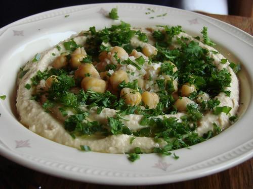 Hummus Masbache from Mimi's Hummus