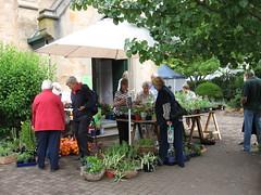 Garden Stall, Roundabout Craft Fair & Exhibition, BUC Community Program