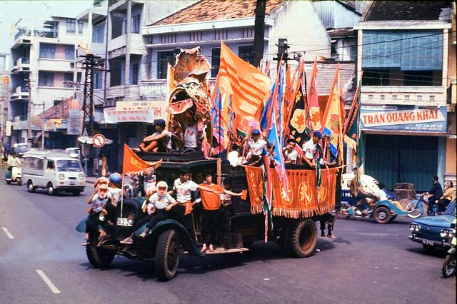 Tet, Saigon. February 1970