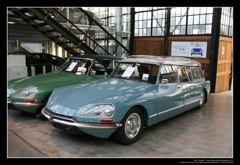 1972 citroen ds 23 break 02 flickr photo sharing. Black Bedroom Furniture Sets. Home Design Ideas
